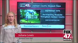 Around Town Kids: Jackson County Museum Days