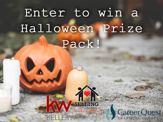 Enter to win a Halloween prize pack!