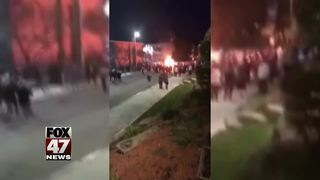 Couch burning at MSU needs to be eradicated