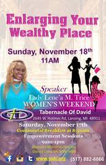 Enlarging Your Wealthy Place