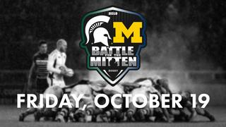 Battle for the Mitten Field Transformation