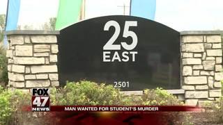Arrest warrant for man in murder of MSU Student