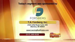 T.A. Forsberg - 10/19/18