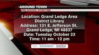 Around Town 10/22/18: Pre-School Storytime