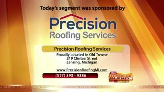 Precision Roofing - 10/23/18