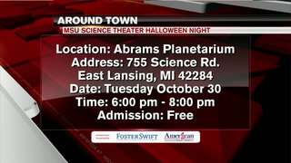 Around Town 10/29/18: MSU Science Theater