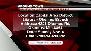 Around Town 11/2/18: Art Guild Fall Member Show