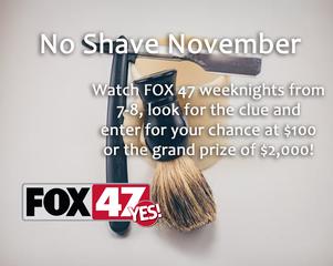 Enter to win No Shave November!