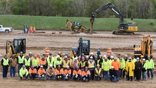 Construction Career Center Tour