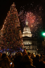 Mich. History Throwback: Michigan Christmas Tree