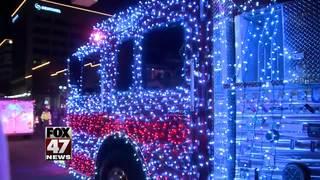 2017 Silver Bells Electric Light Parade