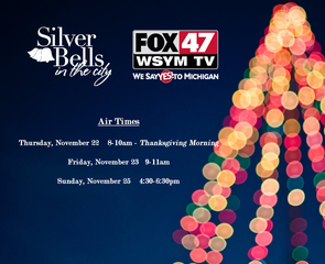 Watch Silver Bells in the City replay on FOX 47